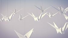 paper-cranes
